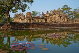 Muang Tham Temple  Khmer Temple from Period and Style of Angkor  Buriram Province  Thailand