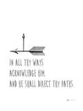 In All Thy Ways