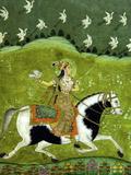 Sultan Razia of Delhi  18th Century  Archaeological Museum  Red Fort  Delhi  India  Asia