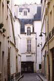 Secret Paris Giclée par Irene Suchocki