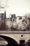 Le Pont Giclée par Irene Suchocki