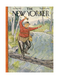 The New Yorker Cover - April 19  1952