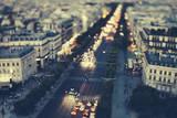 Nuits parisiennes Giclée par Irene Suchocki