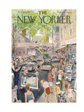 The New Yorker Cover - August 29  1959
