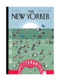 The New Yorker Cover - June 14  2010