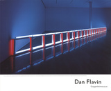 An Artificial Barrier Blue  Red and Blue Fluorescent Light (to Flavin Starbuck Judd)