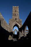 Kilconnell Friary Founded in 1353 on the Site of a 6th Century Franciscan Monastery