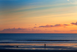 Walking the Dog  Tramore  County Waterford  Ireland