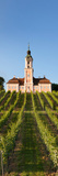 Pilgrimage Church of Birnau Abbey  Unteruhldingen  Lake Constance  Baden-Wurttemberg  Germany