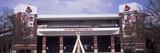 Facade of the Jim Patterson Stadium  Louisville  Kentucky  USA
