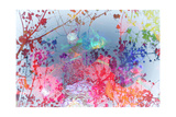 Abstract Flower Trees I