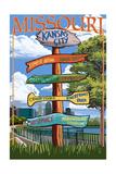 Kansas City  Missouri - Signpost Destinations