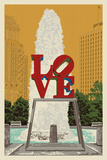 Philadelphia  Pennsylvania - Love Statue