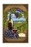 McMinnville  Oregon - Pinot Noir