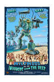 Wildwood  New Jersey - Invaders from the Deep