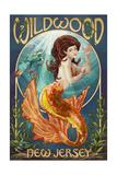 Wildwood  New Jersey - Mermaid