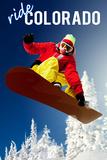 Colorado - Snowboarder