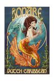 Bonaire  Dutch Caribbean - Mermaid