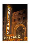 Chicago  Illinois - Chicago Theatre