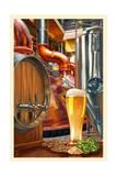 The Art of Beer - Brewery Scene