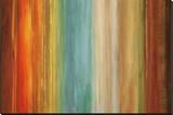 Longueur d'ondes I Tableau sur toile par Max Hansen