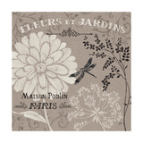French Linen Garden II