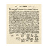 Declaration of Independence Doc