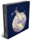 Le Petit Prince sur la Lune 1 Tableau sur toile