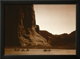Navajos  Canyon De Chelly  c1904
