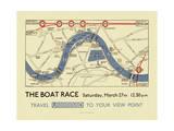 Boat Race Map
