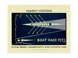 Boat Race 1923