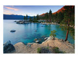 Lake Tahoe III Reproduction d'art