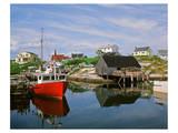 Peggy's Cove Nova ScotiaCanada