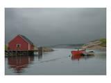 Fisherman'S Shack Peggy's Cove