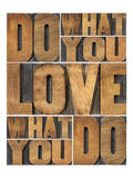 Motivational: Do What You Love