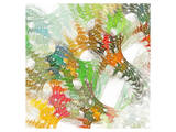 Colorful Abstract Lattice