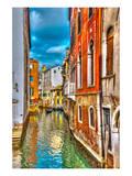 Canal & Villas Venice Italy