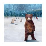 If You Were A Bear Reproduction d'art par Nancy Tillman