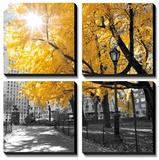 Park Pretty II Tableau multi toiles par Assaf Frank