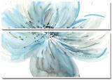A Grand Bloom Tableau multi toiles par Rebecca Meyers