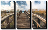 Path To Paradise Tableau multi toiles par Michael Cahill