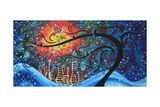 City By The Sea Giclée premium par Megan Aroon Duncanson
