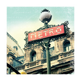 Paris Metro Letter