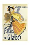 Champs-Elysees  Palais De Glace