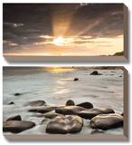 Nordic Sunset Tableau multi toiles par Assaf Frank