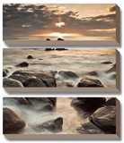 Midnight Sunrise Tableau multi toiles par Assaf Frank