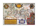 Map Of The Roman Empire