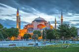 Turkey  Istanbul  Sultanahmet  Hagia Sophia (Or Ayasofya)  Greek Orthodox Basilica