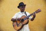 Cuba  Santiago De Cuba Province  Santiago De Cuba  Historical Center  Musician