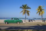 Cuba  Cienfuegos  the Malecon Linking the City Center to Punta Gorda